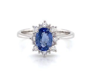 Gemstone ring REM032