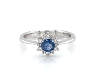 Gemstone ring  REM100