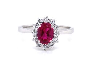Gemstone ring   REM099
