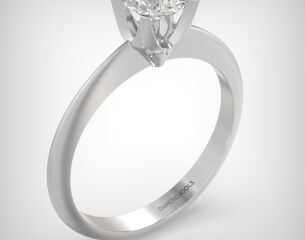 SOLITAIRE RING LR218