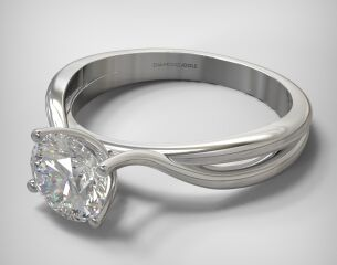 SOLITAIRE RING   LR225