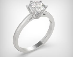 SOLITAIRE RING   LR226