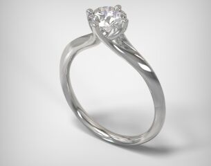 SOLITAIRE RING  LR239