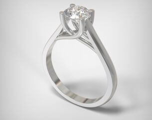SOLITAIRE RING LR240
