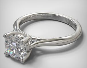 SOLITAIRE RING  LR244