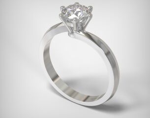 SOLITAIRE RING   LR246