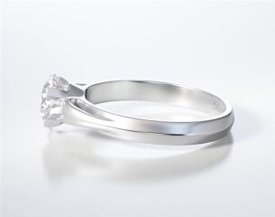 SOLITAIRE RING ENG06