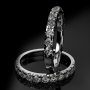 Half-eternity ring ETH 06 0,66CT